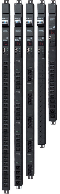 IP-PDU IP Power Distribution Units