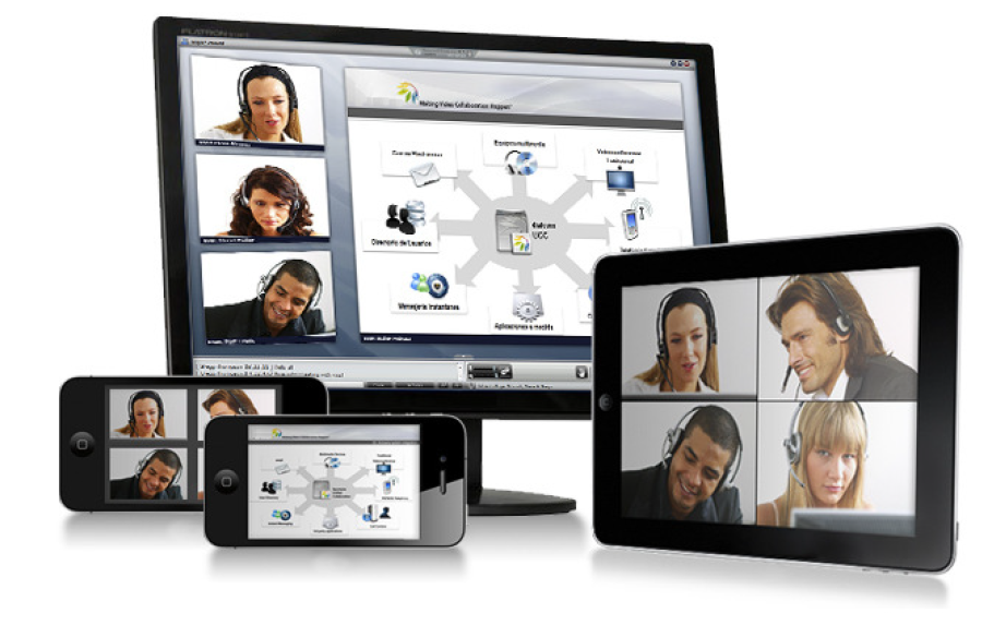 Cloud video-conferencing