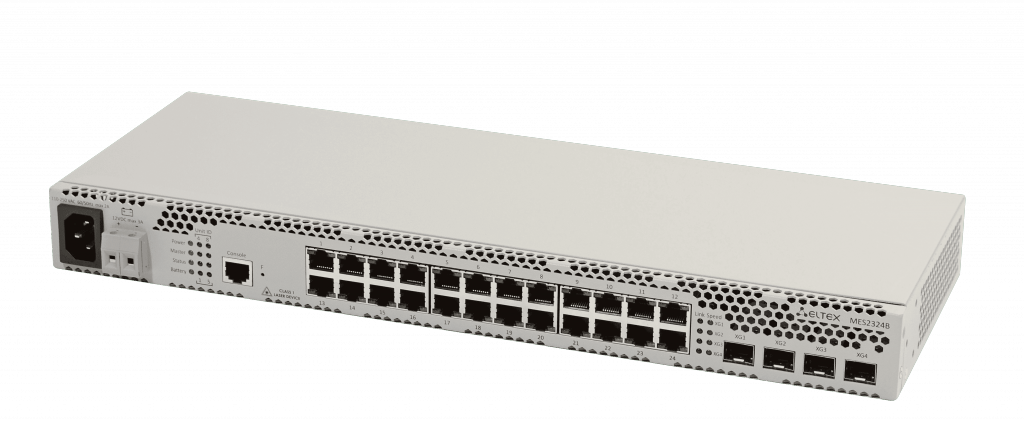 Ethernet Switches - ACCESS